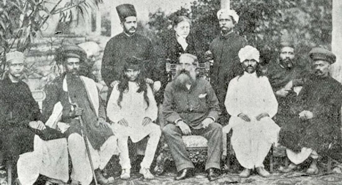 La Société théosophique : histoire d'une secte aristocratique