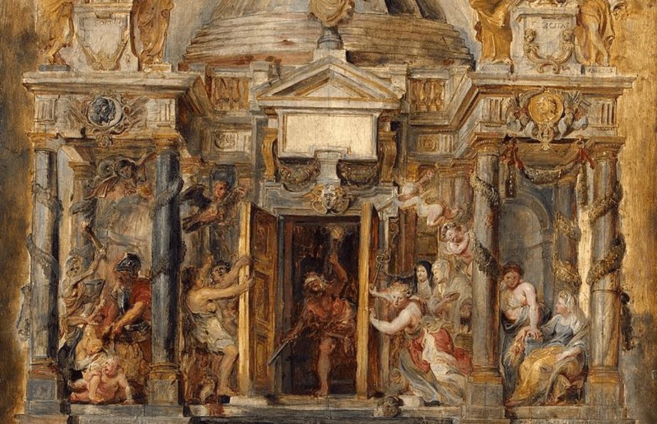Qui était Janus, le dieu romain des commencements et des fins?