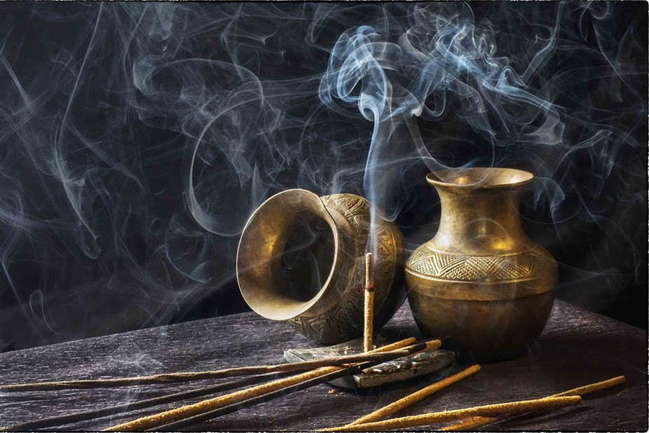 Le mystère du parfum de Dieu dans l'Antiquité