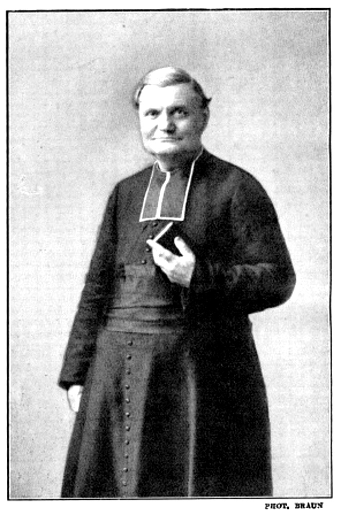 Ernest Jouin, un catholique intégriste  contre le  péril judéo-maçonnique