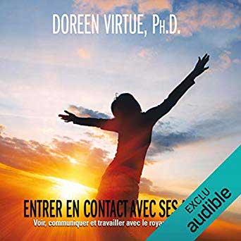 Entrer en contact avec ses anges – livre audio à télécharger