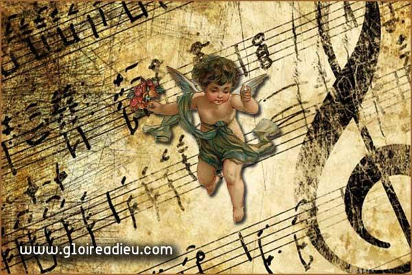 musique dans la bible