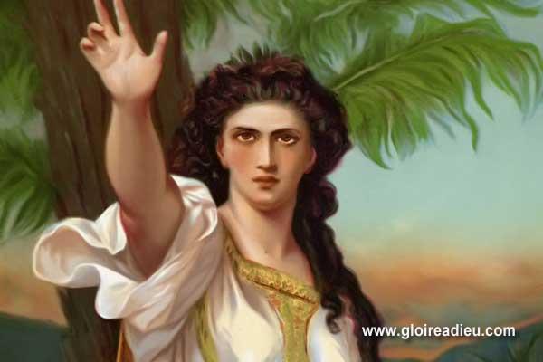 Histoire de Débora – femme dans la Bible