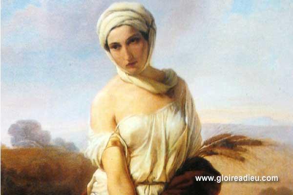 Histoire de Ruth – femme dans la Bible