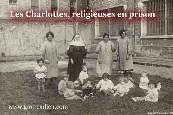 Les Charlottes, des religieuses en prison