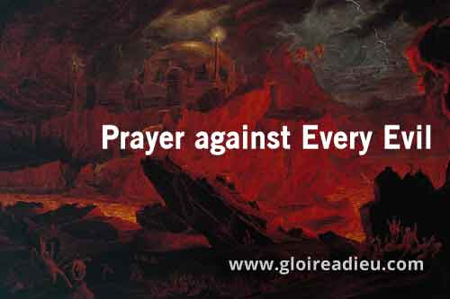 Prayer against Every Evil