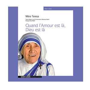 Amour Dieu Mere Teresa