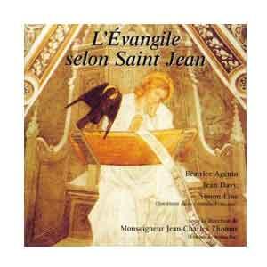 Evangile Saint Jean Audio