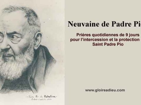 Neuvaine de Padre Pio