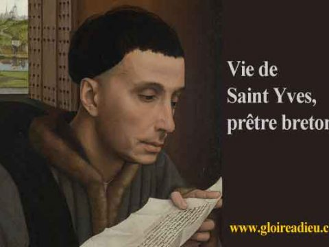 Vie de Saint Yves, prêtre breton