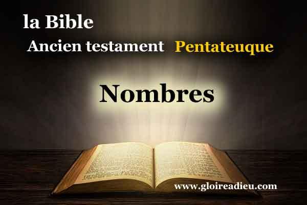 04 – Livre des Nombres – Bible Pentateuque – Ancien testament