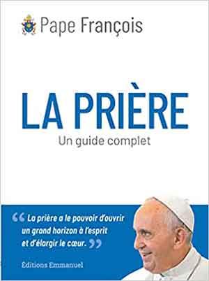 Le beau livre de prière du pape François