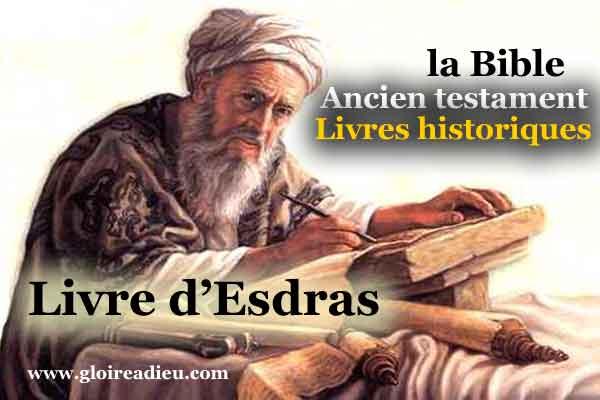 15 – Livre d'Esdras – Ancien testament – livres historiques