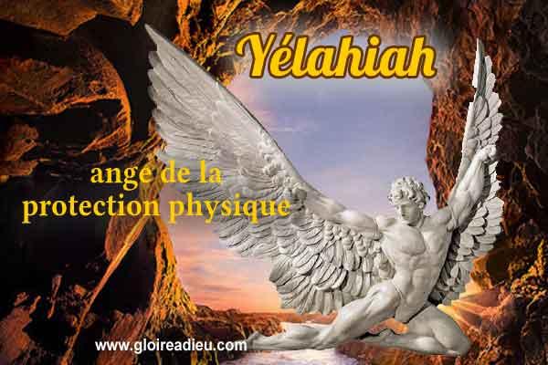 44 – Yélahiah ange de la protection physique
