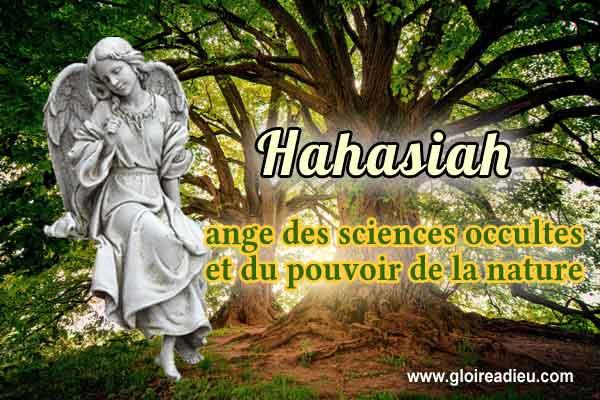51 – Hahasiah ange des sciences occultes de la nature
