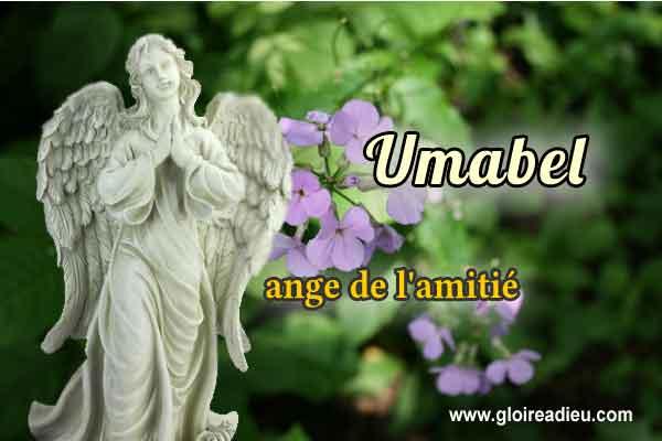 61 – Umabel ange gardien de l'amitié