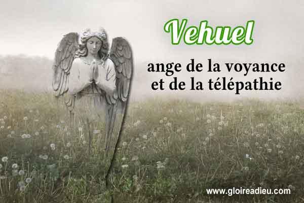 49 – Vehuel ange de la voyance et de la télépathie