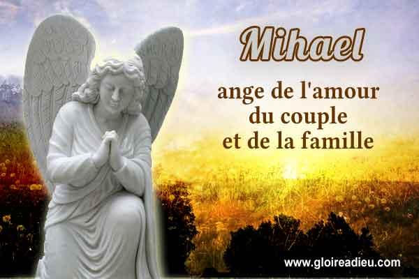 48 – Mihael l'ange de l'amour du couple et de la famille