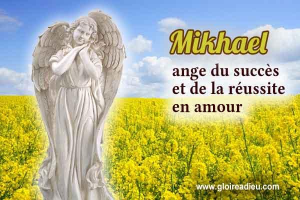 42 – Mikhael l'ange du succès et de la réussite en amour