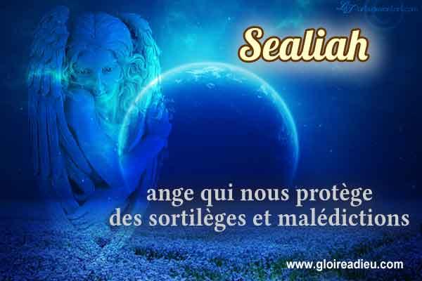 45 – Sealiah nous protège des sortilèges et malédictions