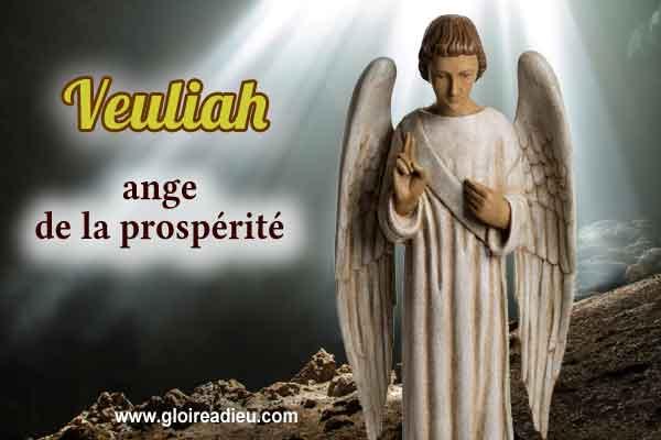 43 – Veuliah l'ange de la prospérité