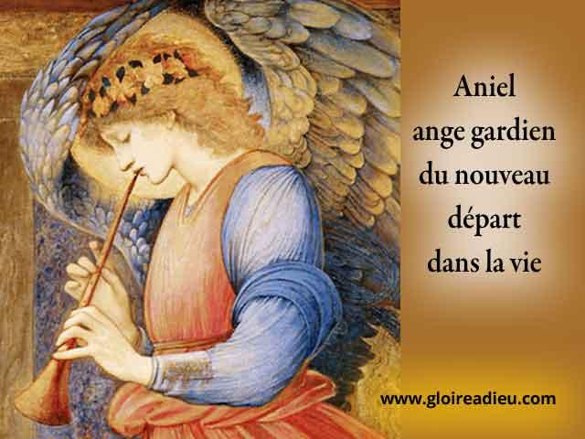 37 – Aniel ange gardien du nouveau départ dans la vie
