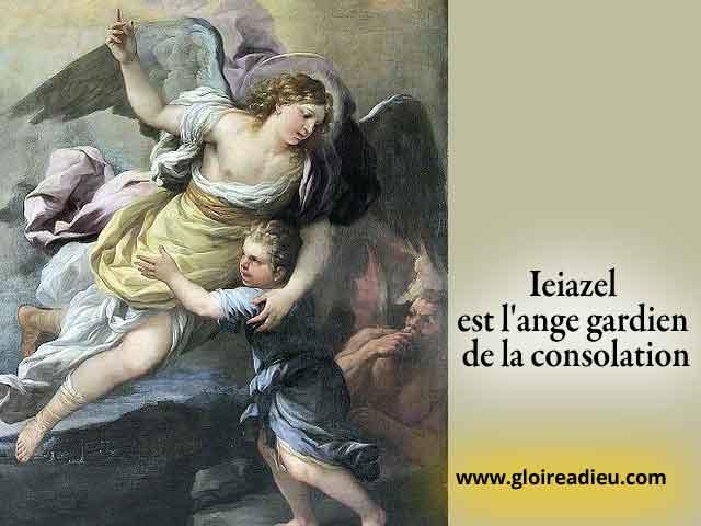 40 – Ieiazel est l'ange gardien qui console les chagrins d'amour
