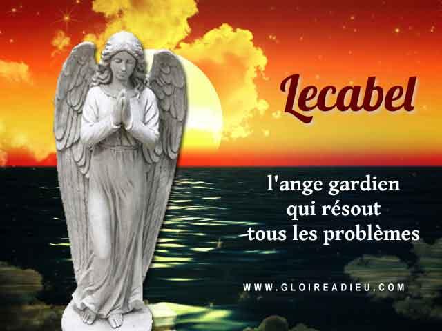 31 – Lecabel l'ange gardien qui résout tous les problèmes