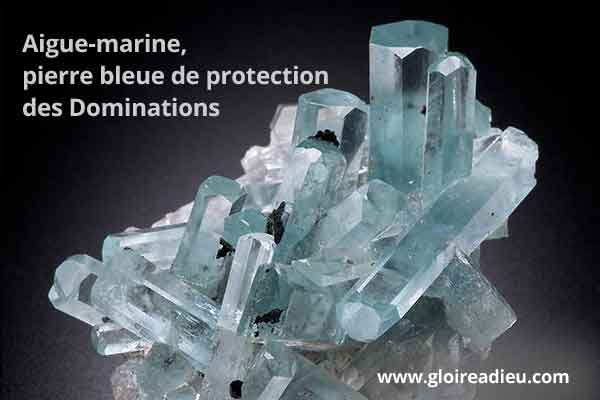 Aigue Marine Anges Dominations