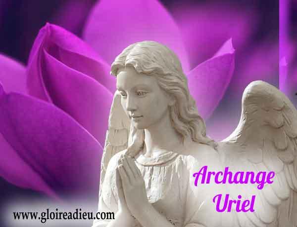 L'archange Uriel nous aide à résoudre les conflits
