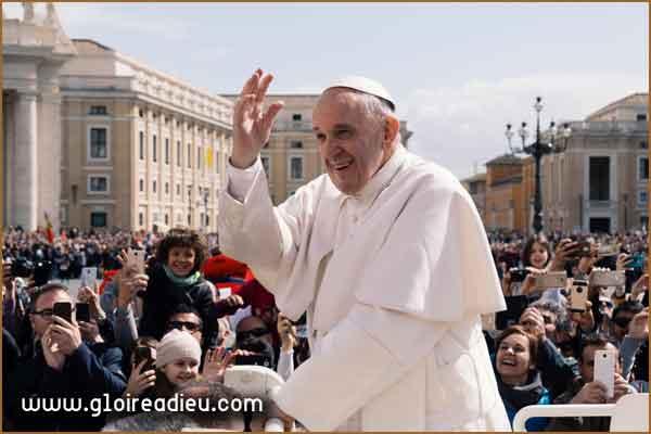 Dates des célébrations et prières du Pape pour Pâques