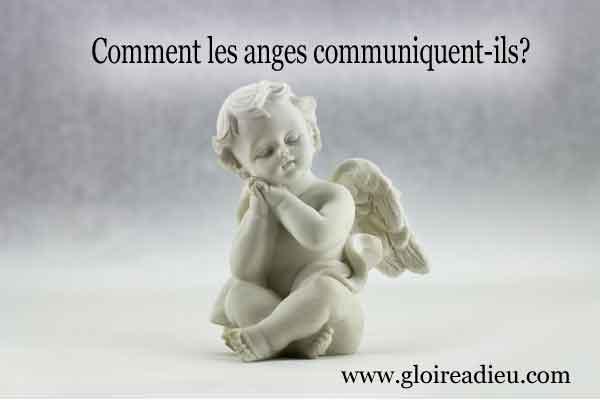 Comment les anges communiquent-ils avec nous?
