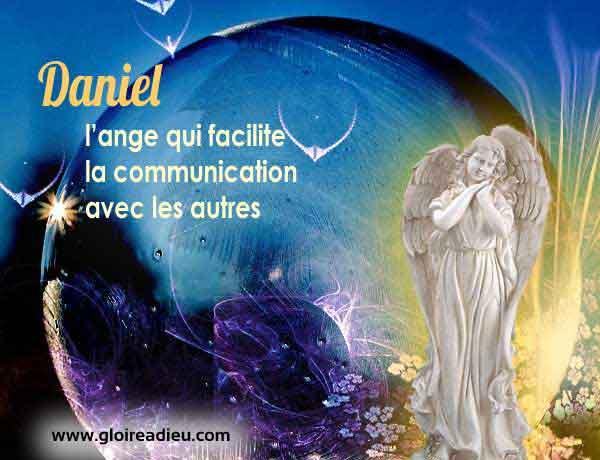 50 – Daniel l'ange à prier pour mieux communiquer et mieux vous exprimer