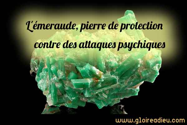 emeraude protection psychique