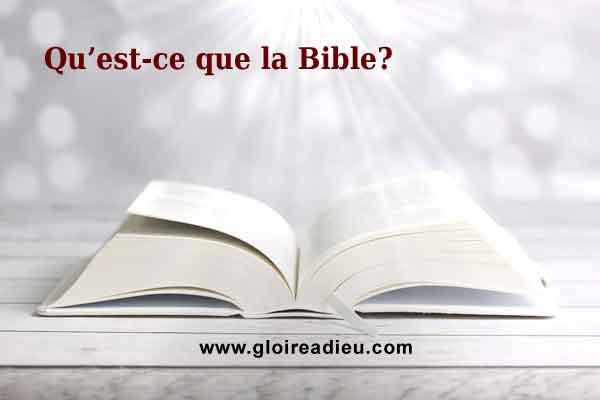 Qu'est-ce que le Nouveau testament?