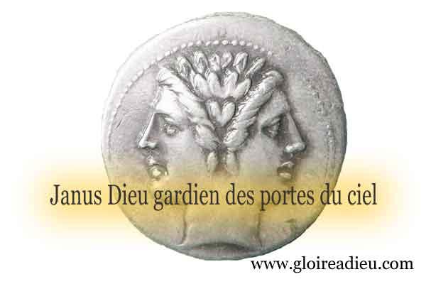 Qui était Janus, le dieu romain gardien des portes du ciel?