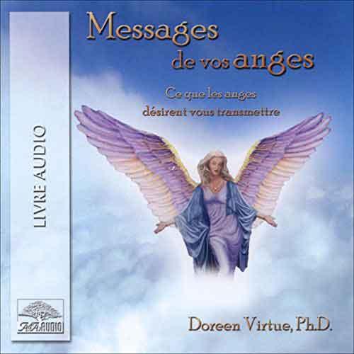 Messages de vos anges – livre audio – Doreen Virtue