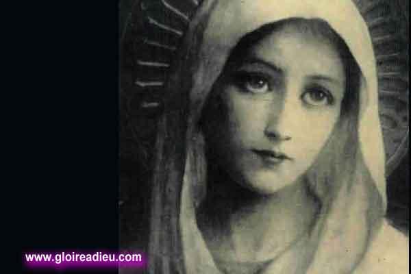 Naissance Vierge Marie