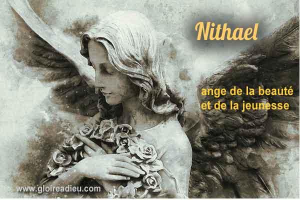 54 – Nithael l'ange de la beauté et jeunesse du corps et de l'esprit.