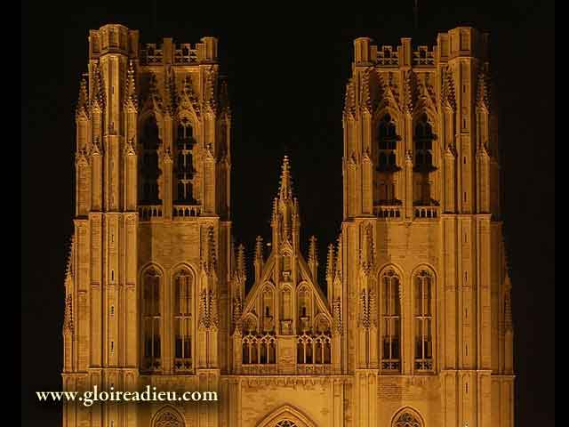 En Belgique les cloches des églises sonneront à midi le 25 décembre