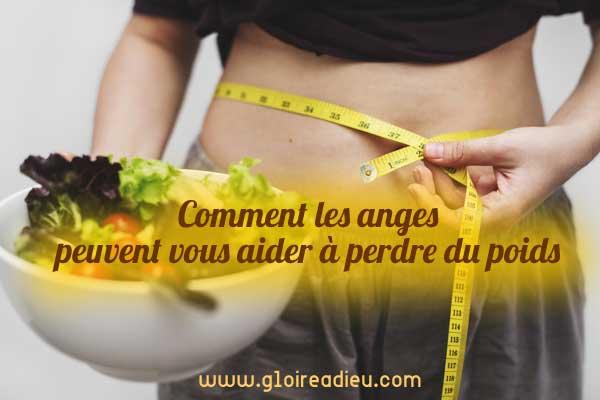 Comment les anges peuvent vous aider à perdre du poids