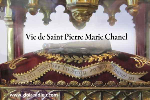 Saint Pierre Marie Chanel premier missionnaire en Polynésie