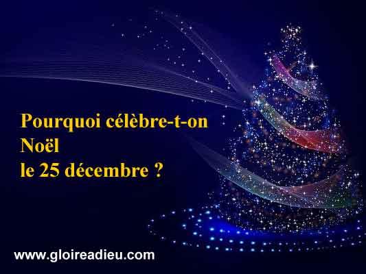 Vidéo – Pourquoi célèbre-t-on Noël le 25 décembre ?