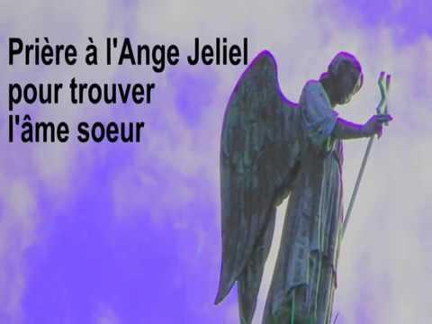 Prière à l'Ange Jeliel pour fuir la solitude et trouver l'amour et l'âme soeur – video