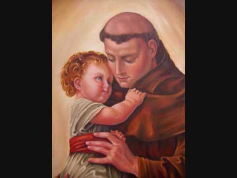 Prière à Saint Antoine de Padoue le patron des choses perdues – vidéo