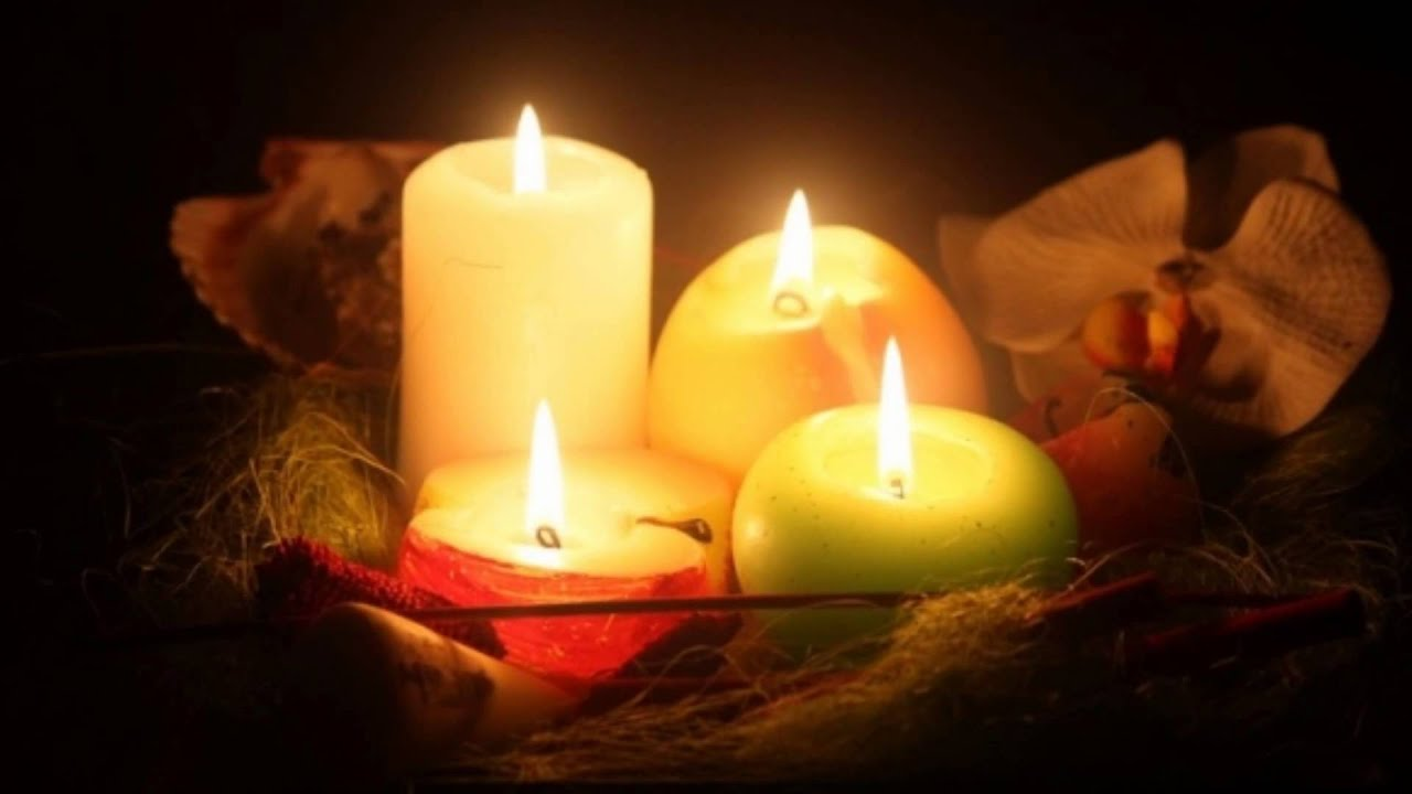 Prière chantée : allumons nos bougies pour le pouvoir de la prière – video