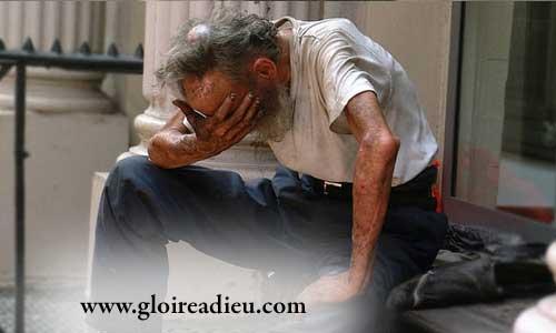 Prière pour supporter la maladie et la solitude