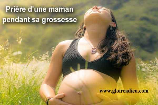 Priere Maman Grossesse
