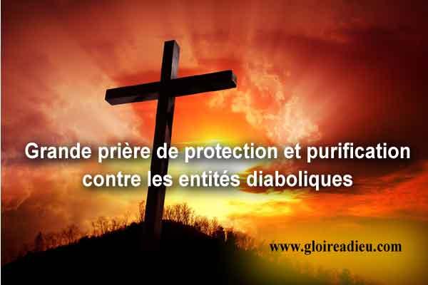 Grande prière de desenvoutement contre la possession diabolique