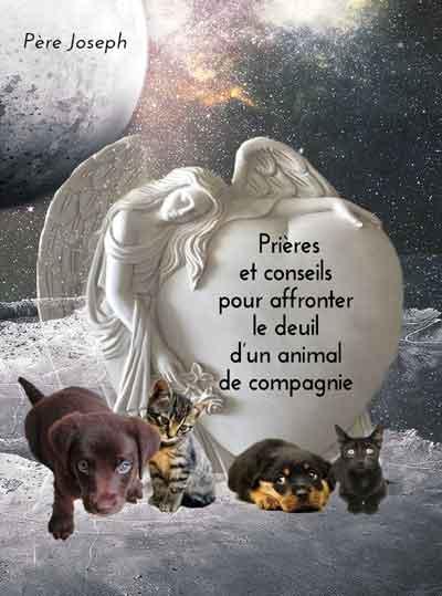 Prières et conseils pour affronter le deuil d'un animal de compagnie